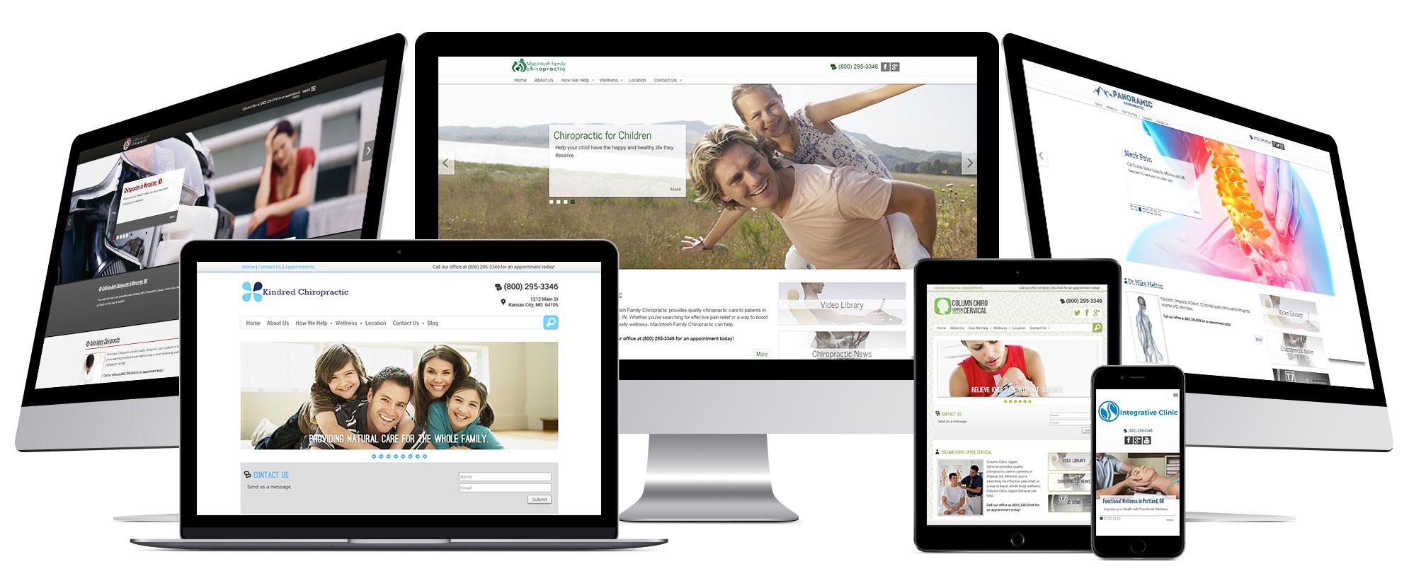 Κατασκευή Ιστοσελίδων & Design